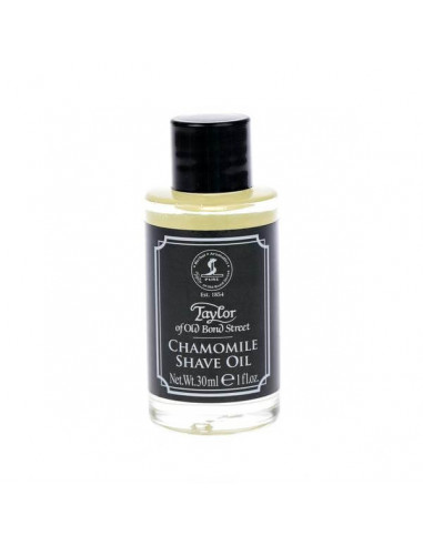 Taylor of Old Bond Street Chamomile skutimosi aliejus 30ml