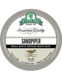Skūšanās ziepes Stirling Soap Sandpiper 170ml