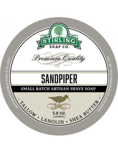 Skutimosi muilas Stirling Soap Sandpiper 170ml