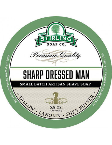 Skutimosi muilas Stirling Soap Sharp...