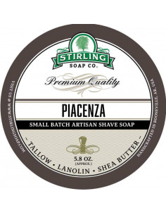 Skutimosi muilas Stirling Soap Piacenza 170ml