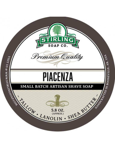 Raseerimisseep Stirling Soap Piacenza 170ml
