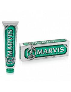 Klasikinė mėtų kvapo dantų pasta Marvis Classic Strong Mint 85ml