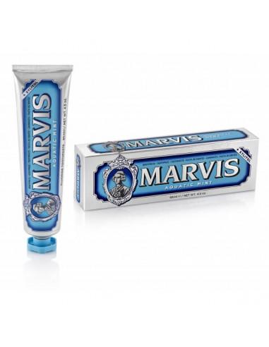 Jūros gaivos kvapo dantų pasta Marvis...