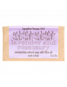 Saponificio Varesino Ziepes Lavender un Rosemary 300g