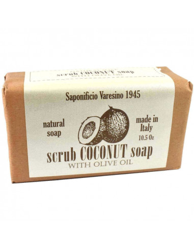 Saponificio Varesino Seep ziepes ar Coconut un Olive Oil 300g