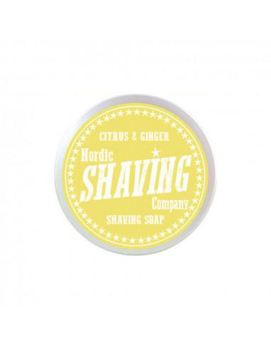 Skutimosi muilas Nordic Shaving Company Citrus & Ginger 80g