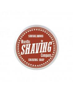 Skutimosi muilas Nordic Shaving Company Sandalwood 80g