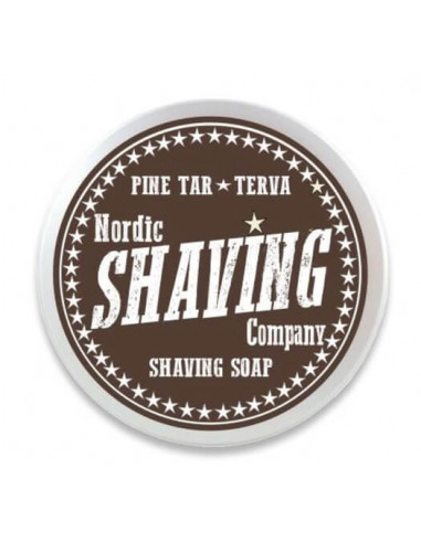 Skutimosi muilas Nordic Shaving Company Pine Tar 80g