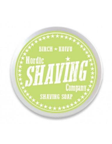 Skutimosi muilas Nordic Shaving Company Birch 80g