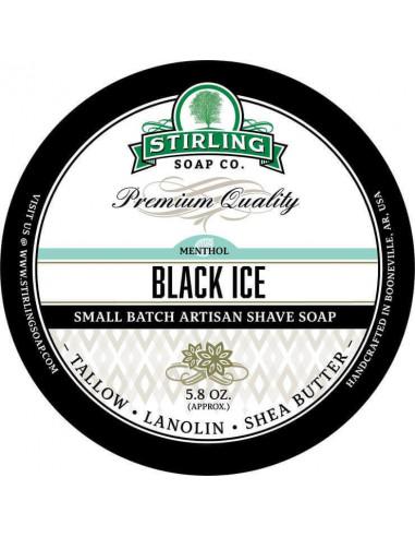 Raseerimisseep Stirling Soap Black Ice 170ml