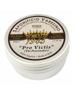 """Saponificio Varesino odą atstatantis veido kremas """"Pro Victis"""" 50ml"""