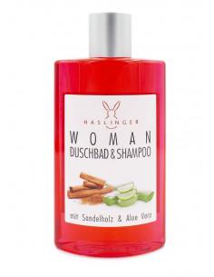 Haslinger šampūnas ir dušo...