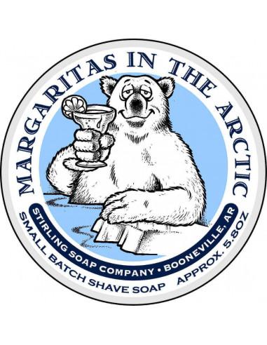 Skutimosi muilas Stirling Soap Margaritas in the Arctic 170ml