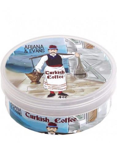 Ariana & Evans Turkish Coffee skutimosi muilas 118ml