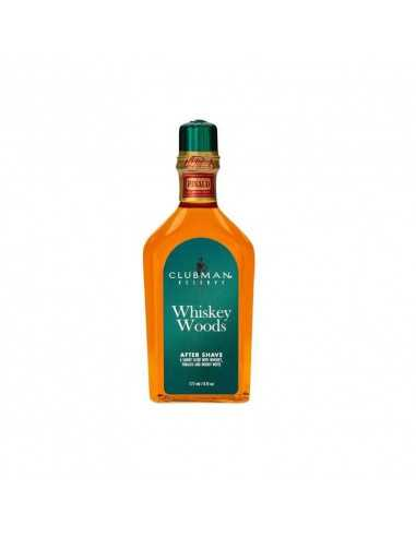 Clubman Pinaud losjons pēc skūšanās Whiskey Woods 177ml