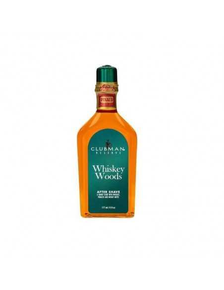 Clubman Pinaud raseerimisjärgne kreem Whiskey Woods 177ml