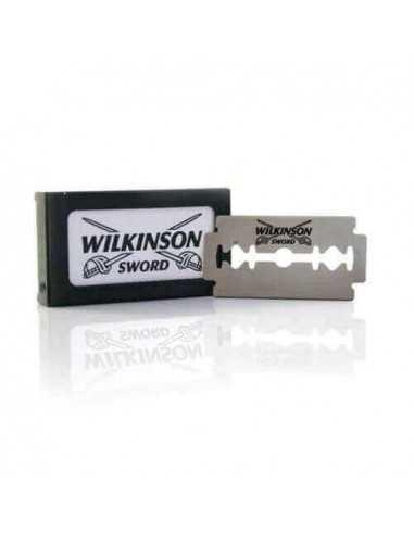 Wilkinson Sword divpusēji skūšanās asmeņi 5 gab