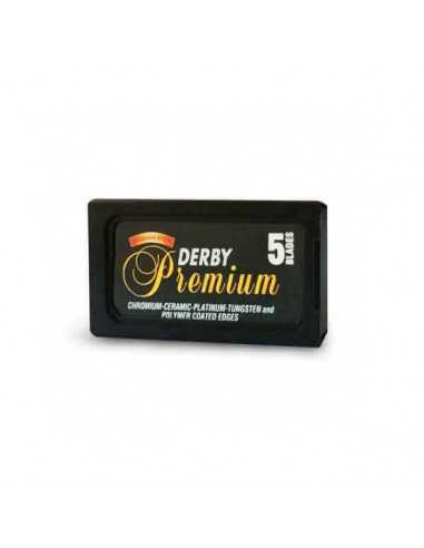 Derby Black kahe teraga raseerimisterad 5 tk