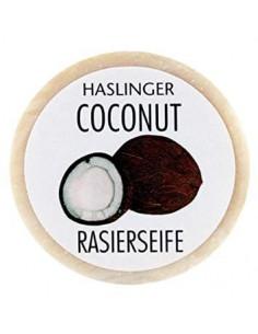 Haslinger skūšanās ziepes ar kokosriekstu 60g