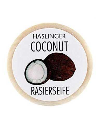 Haslinger skutimosi muilas su kokosu 60g