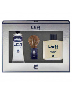 Lea Classic 3 daļīgs skūšanās komplekts