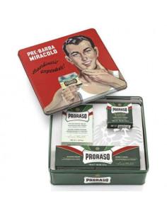 Proraso Vintage Gino skūšanās komplekts