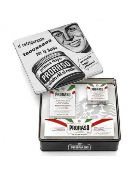 Proraso Vintage Toccasana raseerimiskomplekt