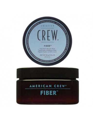 American Crew Fiber tugev fikseeriv matt kreem 85g