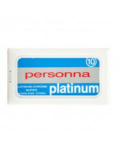 Personna Platinum skuvekļa asmeņi ar diviem asmeņiem 10gab
