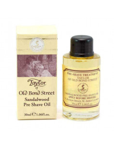 Taylor of Old Bond Street Sandalwood matu mīkstinošā eļļa 30ml