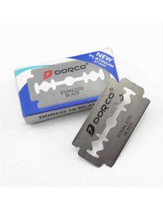 Dorco Platinum divpusēji skūšanās asmeņi 10 gab