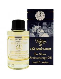 Taylor of Old Bond Street aliejus prieš skutimąsi Aromatherapy 30ml