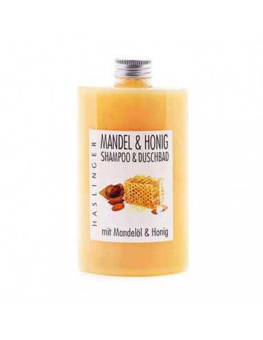 Haslingeri šampoon-dušigeel mandlitega 200ml