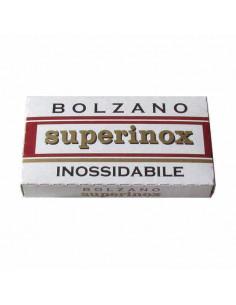 Bolzano Superinox divpusēji skūšanās asmeņi 5 gab