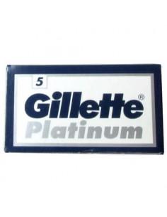 Gillette Platinum divu asmenu žilete 5 gab