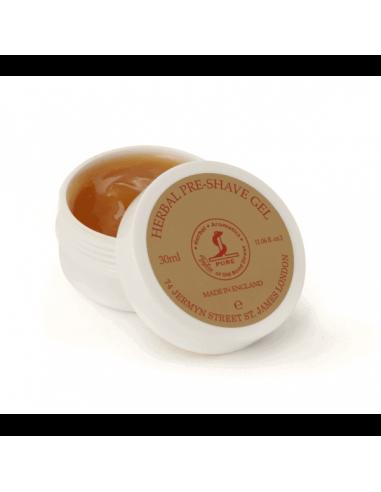 Taylor of Old Bond Street Herbal gelis prieš skutimąsi 30 ml