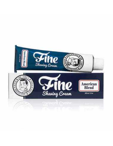 Fine Accoutrements skutimosi kremas American Blend 100ml