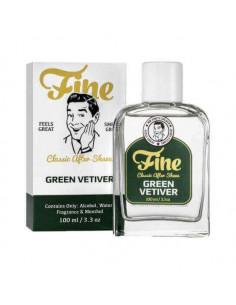 Fine pēc skūšanās Green Vetiver 100ml
