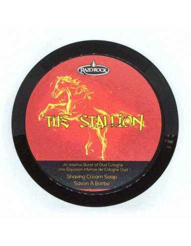 Razorock skūšanās ziepes Stallion 150ml