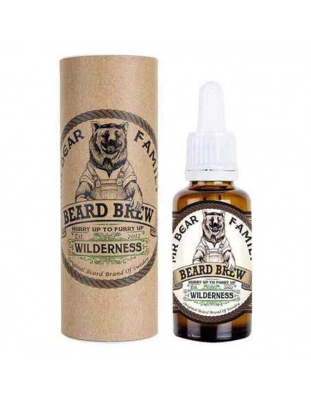 Mr. Bear Family Barzdos aliejus Wilderness 30ml