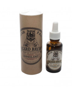 Mr. Bear Family bārdas eļļa Woodland 30ml