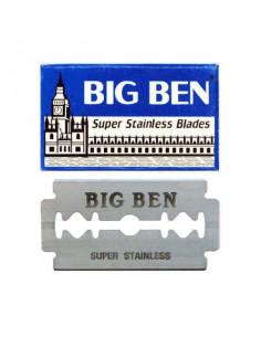 Big Ben divpusēji skūšanās asmeņi 5 gab