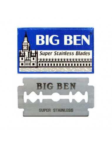 Big Ben dviašmeniai skutimosi peiliukai 5 vnt