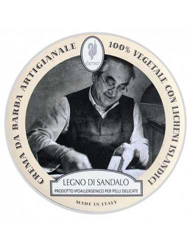 Artisan Extro Cosmesi Sandalwood rasseerimiskreem 150ml
