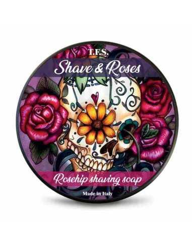 T.F.S Roses Rosehip skūšanās ziepes 125ml