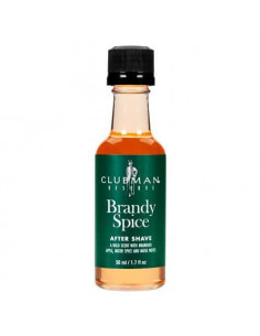 Clubman Pinaud losjons pēc skūšanās Brandy Spice 50ml