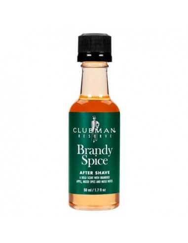 Clubman Pinaud losjonas po skutimosi Brandy Spice 50ml