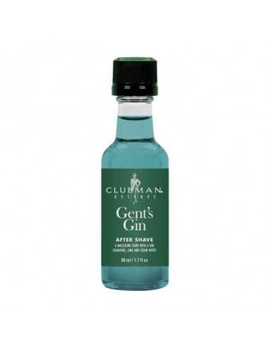 Clubman Pinaud raseerimisjärgne kreem Gent's Gin 50ml