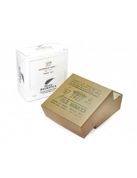 Saponificio Varesino skūšanās ziepes Felce Aromatica 150g